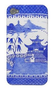 iphone case; chinoiserie