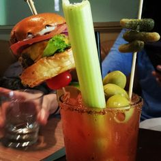 MET Back Bay Make-Your-Own Bloody Marys