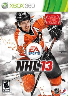 My Game!...best in the world...anyone get at me!...Flyers all day every day!