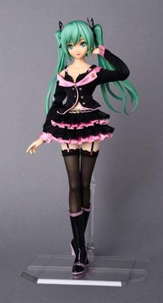 Hatsune Miku -Project DIVA F- Honey Whip Deluxe ver. Real Action Heroes $395.00 http://thingsfromjapan.net/hatsune-miku-project-diva-f-honey-whip-standard-ver-real-action-heroes/ #miku hatsune #Japanese anime figure #anime