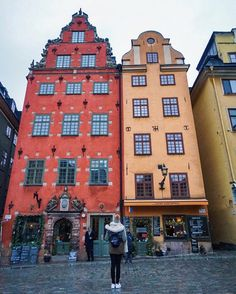 Gamla Stan, Sweden and solo female travel