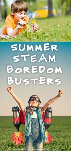 Summer STEAM Boredom