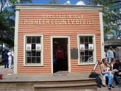 Old Colorado City Territory Days and Historical Society