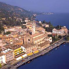 Lake Garda - Salo, Brescia, Lombardy, Italy