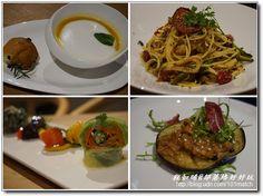 台北市東區, 璞食 Cucina pura義大利蔬食餐廳