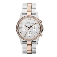 Marc by Marc Jacobs Henry Chronograph