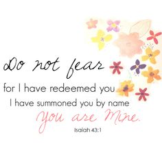 you are His <3