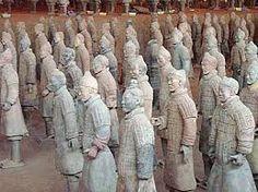 xian -Meraviglioso esercito di terra cotta