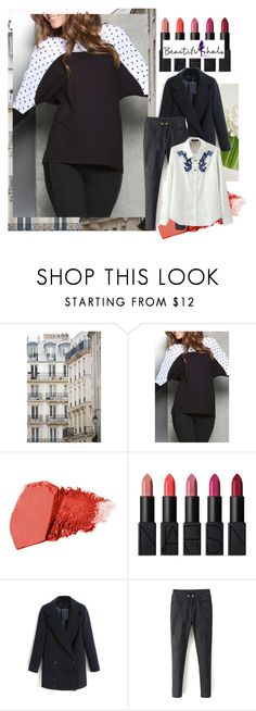 """beautifulhalo 21"" by ajsajunuzovic ❤ liked on Polyvore featuring Haussmann, NARS Cosmetics and bhalo"