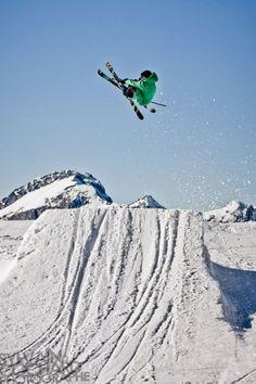 ski snow snowpark chatel, Portes du soleil
