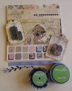 We have a super fun Pin it to Win it contest this week! Repin and comment on this Le Romantique and @May Arts prize pack and you could win it! Deadline is Friday, June 22 at Midnight PST. Have fun!
