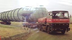 Heavy Duty Trucks, Classic Trucks, Ford Trucks, Rigs, Amsterdam, Transportation, Automobile, Van, Europe