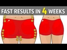 5 Simple Exercises to Lose Thigh Fat Fast - YouTube