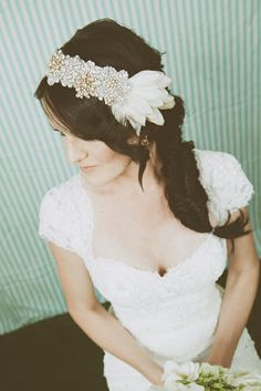Doloris Petunia Headband