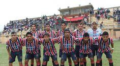 En el debut San Luis goleó a Tinogasta Central