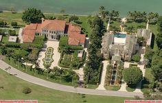 Luxe Florida Billionaire lifestyle    Google Image Result for http://billionaireaddresses.files.wordpress.com/2012/11/millionaire-mansions-miami-beach-front.jpg%3Fw%3D991