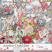 Another Crazy Day Elements by Lara´s Digi World