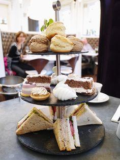 Tea for Two · Afternoon Tea at the Corinthian Club Sweet Cupcakes, Homemade Ice Cream, Corinthian, No Bake Desserts, Cupcake Recipes, Beautiful Cakes, Afternoon Tea, Tea Party, Sweet Treats