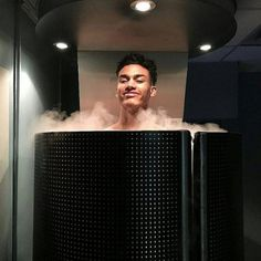 Feeling the pressure at work? Book a session in a cryotherapy chamber, as it's becoming one of the best methods for stress relief. Click here to check out three more ways to relax.