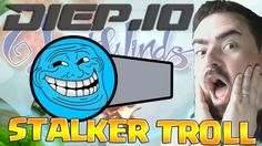 DIEP.IO - ITA : MODALITA' TROLL !! (STALKER)[SLITHER.IO]