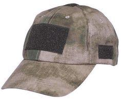 Einsatz-Cap mit Klett, HDT-camo FG / mehr Infos auf: www.Guntia-Militaria-Shop.de