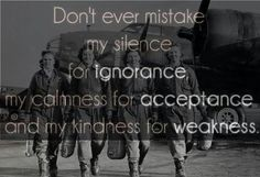 Do not mistake my silence for weakness. Positive Words, Positive Quotes, Yes I Can, I Feel Good, Inspirational Message, Note To Self, Acceptance, Of My Life, Favorite Quotes