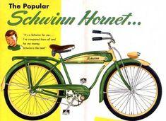 1952 Schwinn Hornet