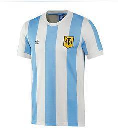 1978  argentina Home  retro  soccer  jersey  shirts 86e41b973