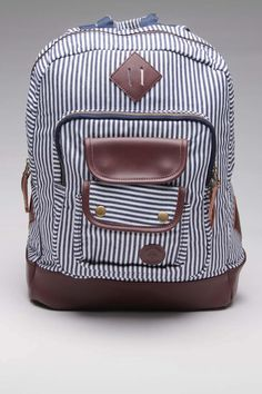 Railroader Stripe Back Pack >> Just my style!