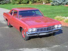 1965 Chevrolet Biscayne 396ci/425hp
