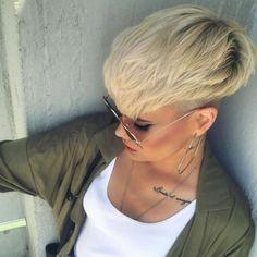 Sandra Short Hairstyles - 3