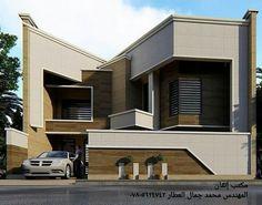 Le Riad, Smart House, Beams, Garage Doors, Villa, Decor Ideas, House Design, Mansions, Interior Design