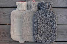 Garment House Simple Hot Water Bottle Pattern