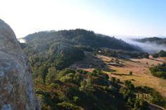 Santa Cruz Mountains, CA