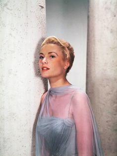 Grace Kelly, To Catch a Thief, 1955