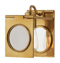 DAWES SCONCE RALPH LAUREN HOME (For a Navy Chic themed decor)