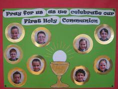 first holy communion art ideas for teachers - Google Search
