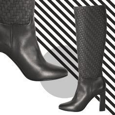 Black twisted leather boots | Available now at Rodo stores. #Rodosince1956 #Rodobags