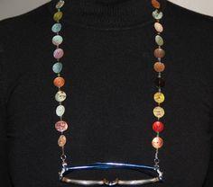 Decorative Eyeglass Holder by CatterflyStudios on Etsy