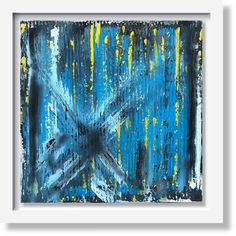 Modern Art, Contemporary, Painting Abstract, Artist Canvas, Buy Frames, 20 Years, Authenticity, Certificate, Artworks