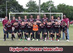 Equipo de Soccer Masculino