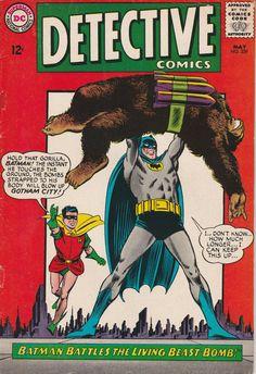 Detective Comics No. 339  1965 by TheSamAntics on Etsy