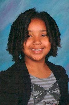 RIP 10 year old Jade Morris - Died of multiple stab wounds.