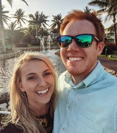 I'm a fan of the honeymoon lifestyle. Honeymoon Destinations All Inclusive, Moon Palace, Fun Adventure, Cancun, Newlyweds, Mirrored Sunglasses, Mexico, Relax, Fan