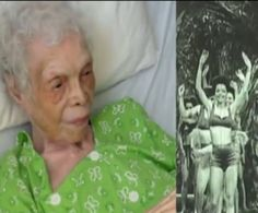 102-Year-Old Apollo Dancer Watches Her Performance Videos For The First Time