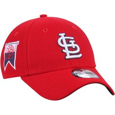 74a7801fd54 New Era St. Louis Cardinals Women s Red Preferred Pick 9TWENTY Adjustable  Hat