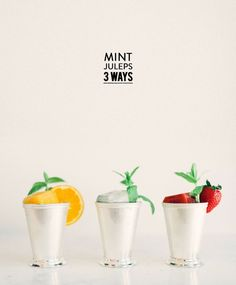 cuz you need to know how to make Mint Juleps  3 different ways. http://sulia.com/my_thoughts/40647a91-8765-4ed9-b503-8424aa6ee79b/?source=pin&action=share&btn=big&form_factor=desktop&sharer_id=125443813&is_sharer_author=true&pinner=125443813