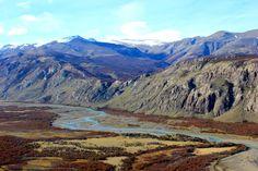 Cinco rutas entre glaciares y águilas por la Patagonia argentina