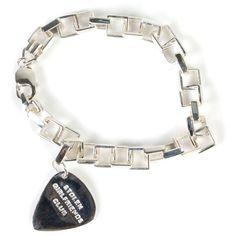 Stolen Girlfriends Club Jewellery Death Metal Bracelet Silver found on Polyvore Metal Bracelets, Silver Bracelets, Death Metal, Girlfriends, Jewelery, Club, Polyvore, Silver Cuff Bracelets, Jewlery