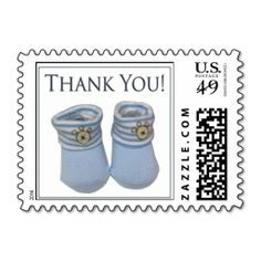 Baby boy thank you postage! This site is will advise you where to buyReview          	Baby boy thank you postage! Here a great deal...